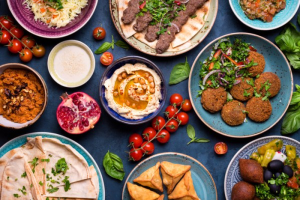 Image result for The most popular Lebanese cuisine
